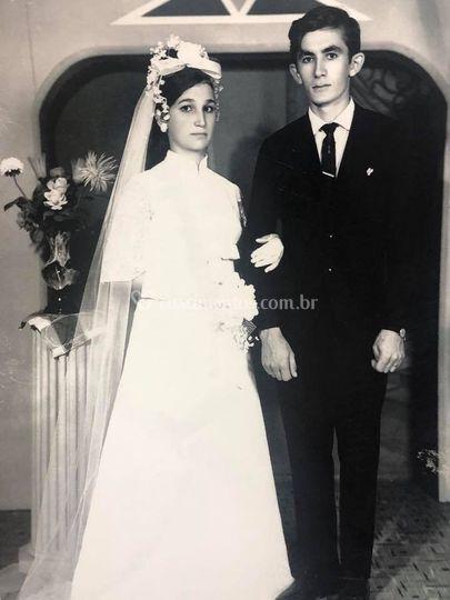 Casamentos a mais de 40 anos