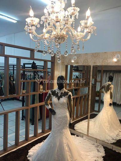 Espaço de noivas