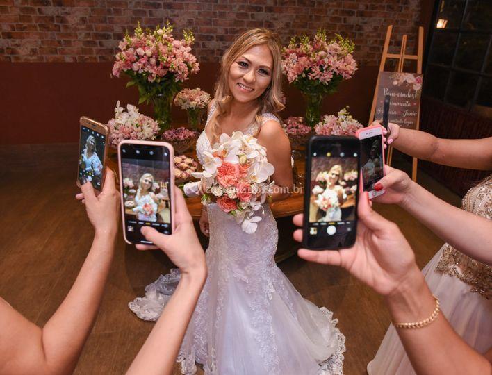 Noiva bloggeira