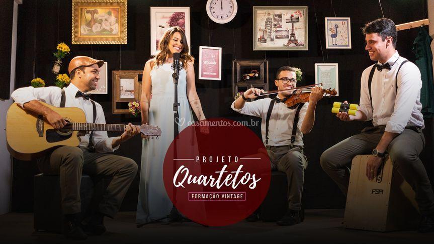 Projeto Quartetos