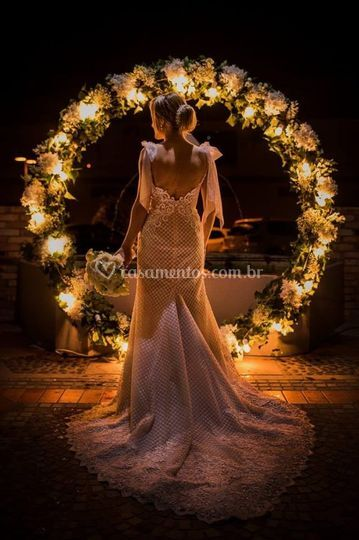 Vestido de Noiva Russia Noivas