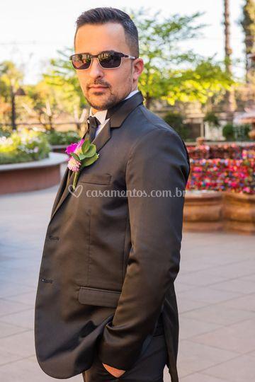Trajes especiais para noivos