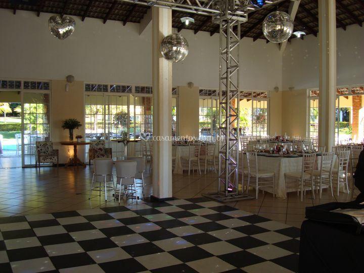 ChacaraGreen Hall