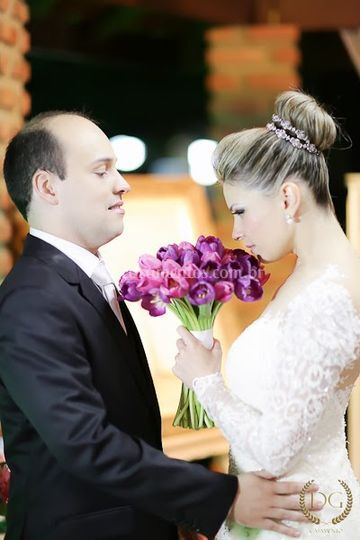 Lívia e Felipe