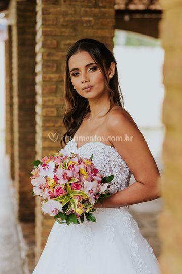 Editorial beleza de noiva
