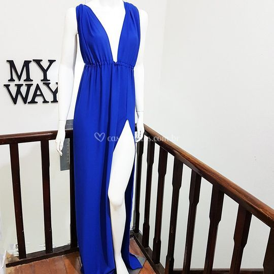 10 possibilidades 1 vestido