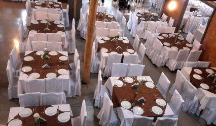 Restaurante Pedra Chata Ecológico 1