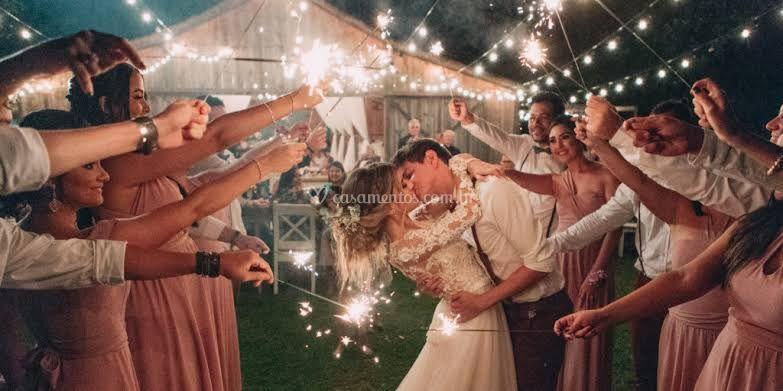 Casamento no celeiro