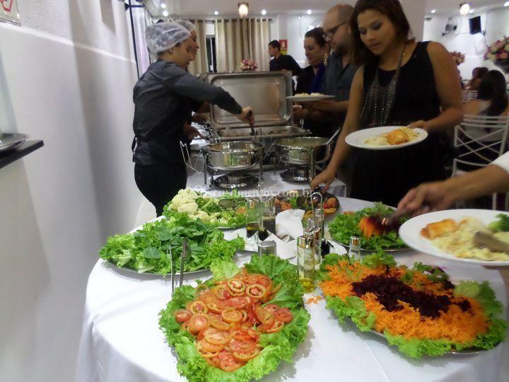 Parceiros buffets