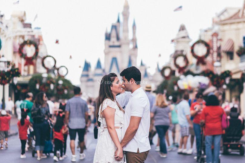 Ensaio Disney