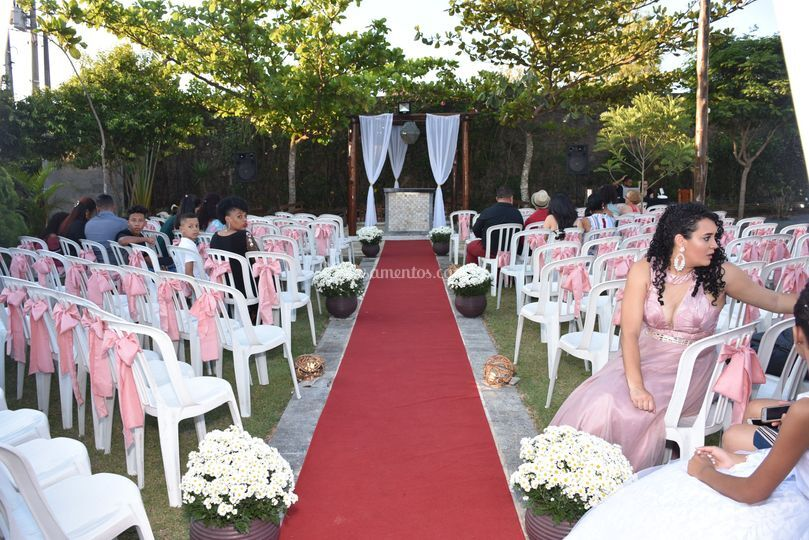 Cerimônia Externa