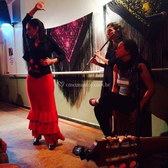 Geórgia Câmara - Flamenco