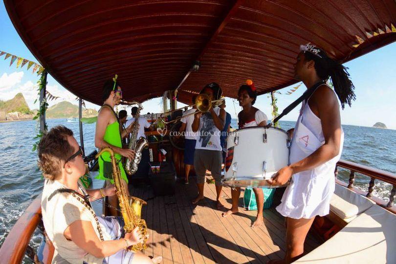 Gabriel Embarcado Carnaval