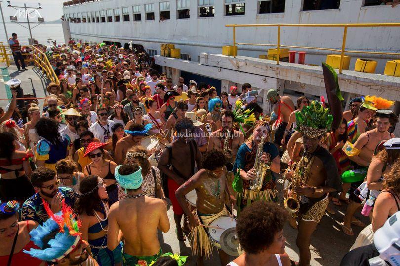 Gabriel Pré Carnaval 2016
