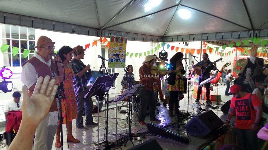 Grupo da Lua Festa Junina 2016