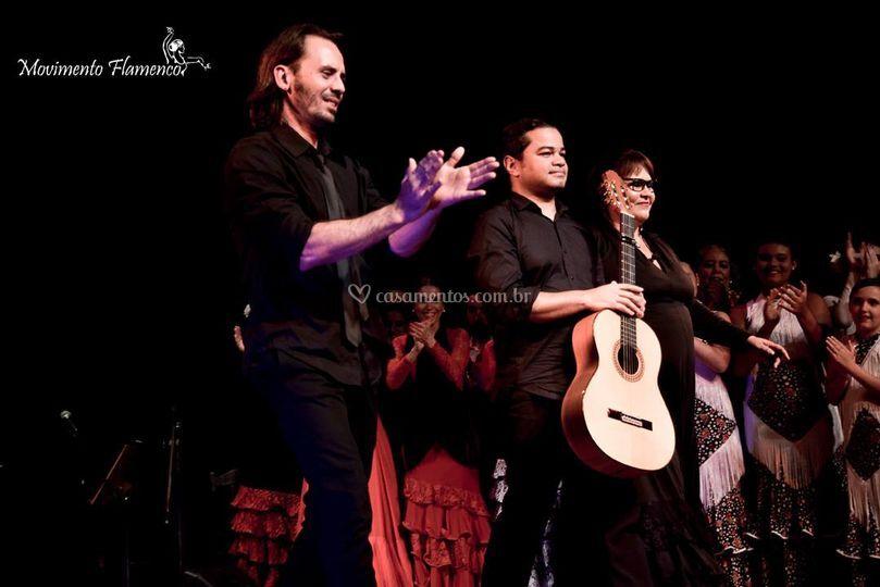 Luciano Movimento Flamenco