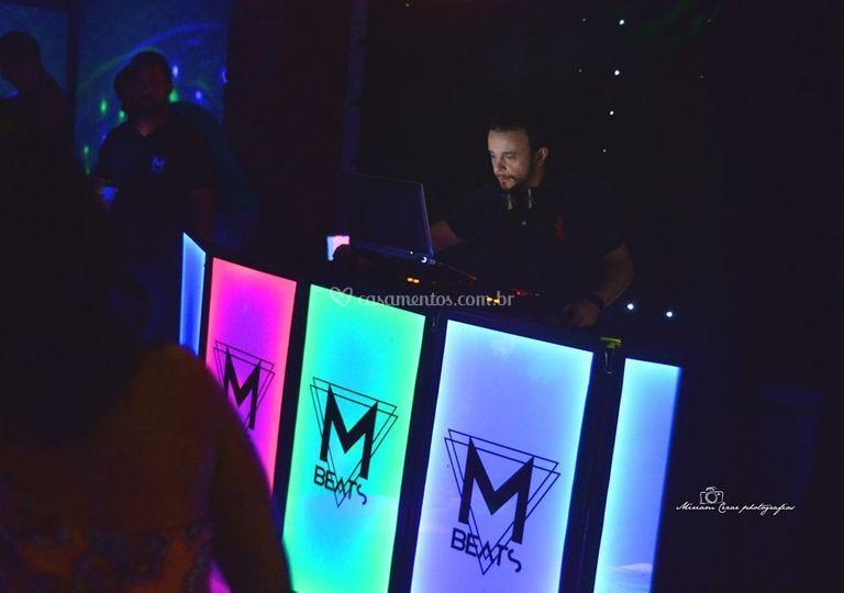 Matheus Pechara DJ leds