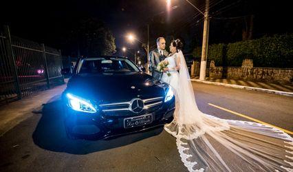 Noiva de Mercedes