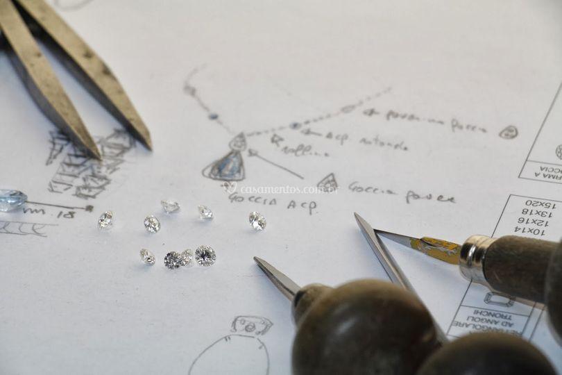 Estudo de design