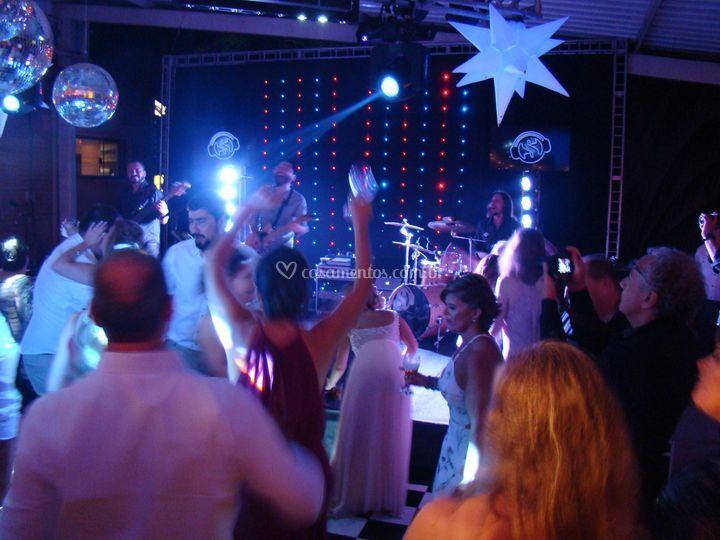 Banda na festa