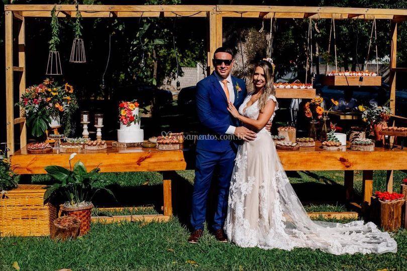 Casamento Nath e Marcelo