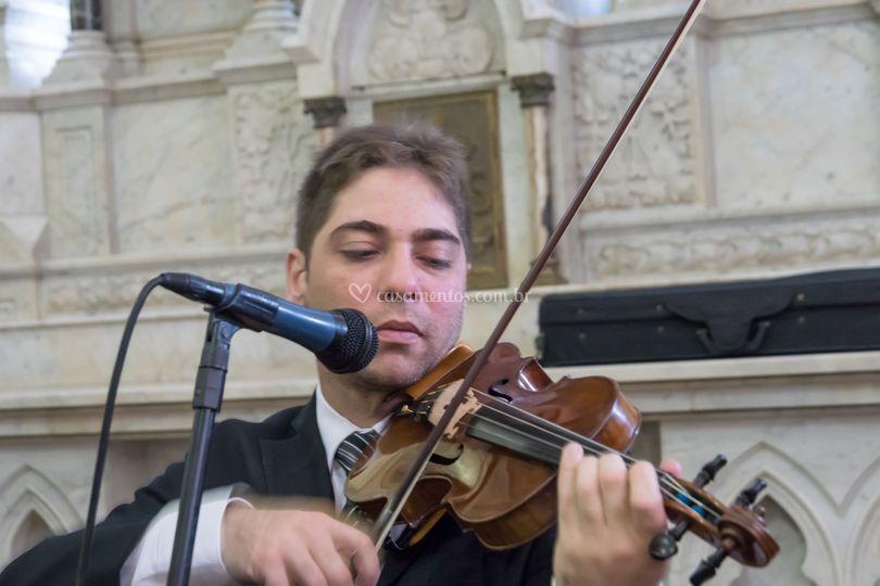 Sérgio Bruno Violinista