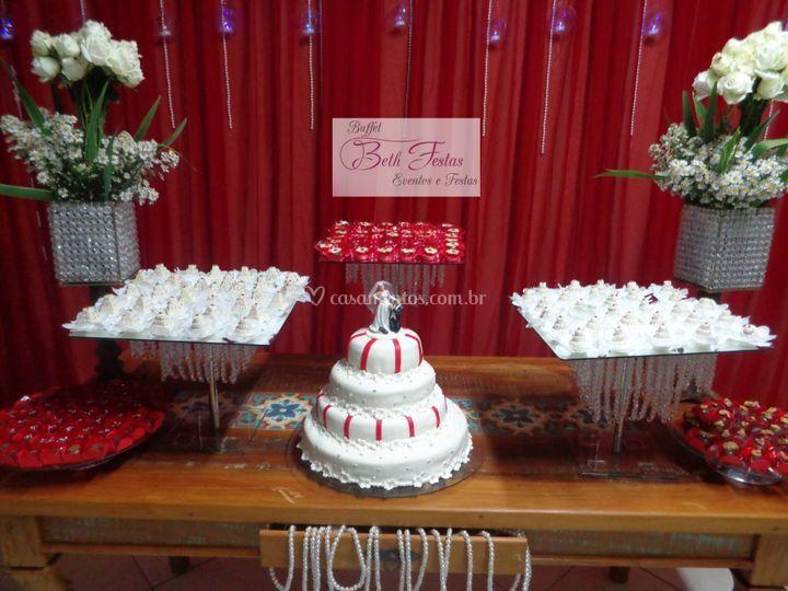 Casamento - Buffet Beth Festas