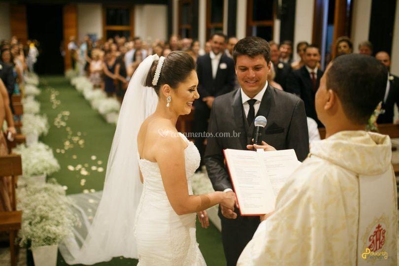 Casamento Leme do Prado/MG