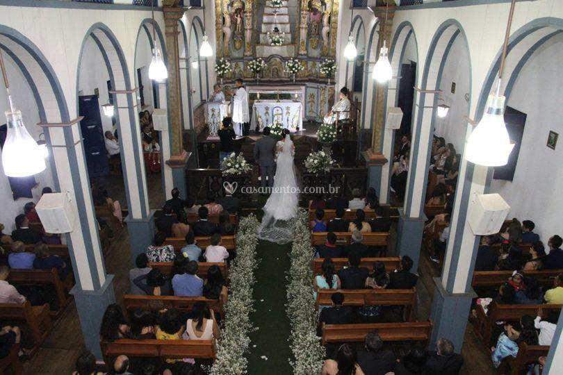 Casamento Minas Novas/MG