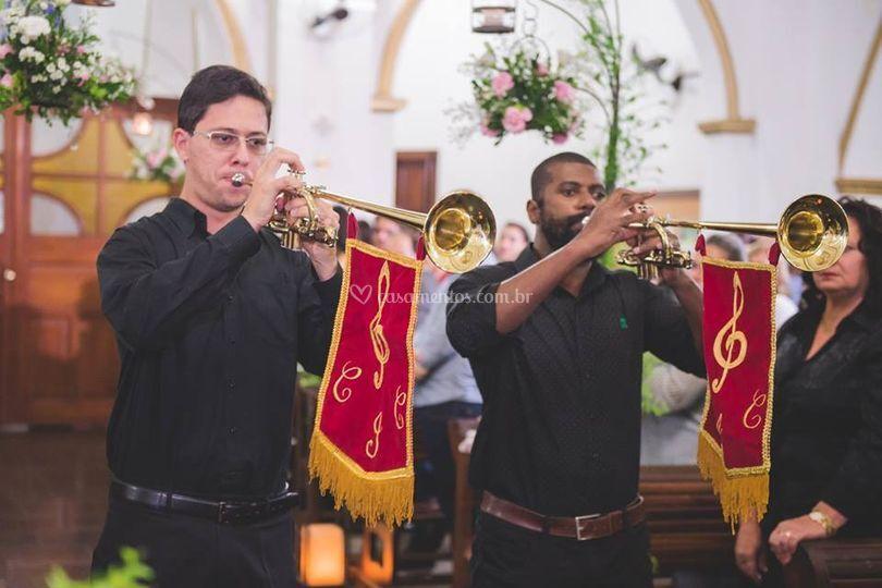 Clarinada Triufal da Noiva