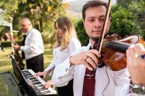 Violinista Isaac Cainã