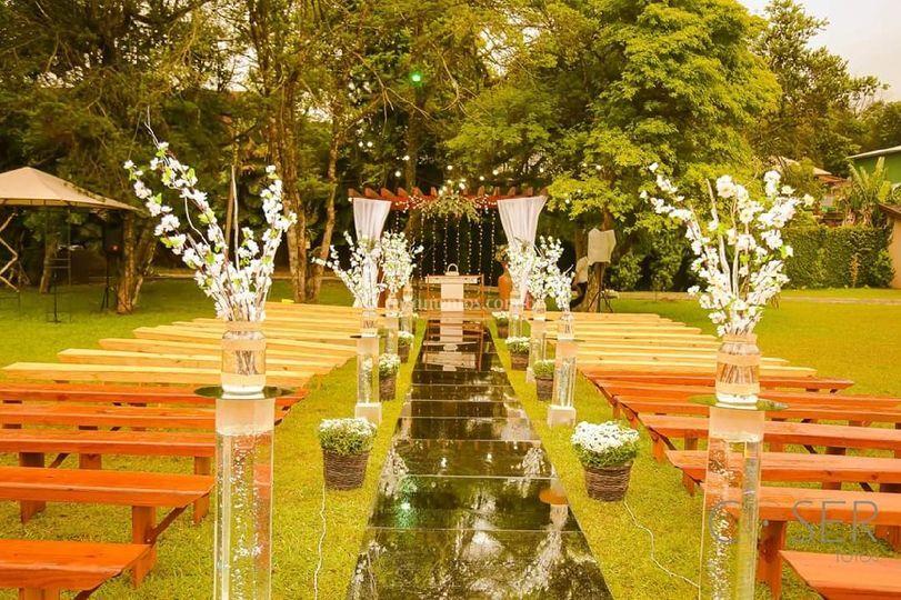 Corredor de cerimonia
