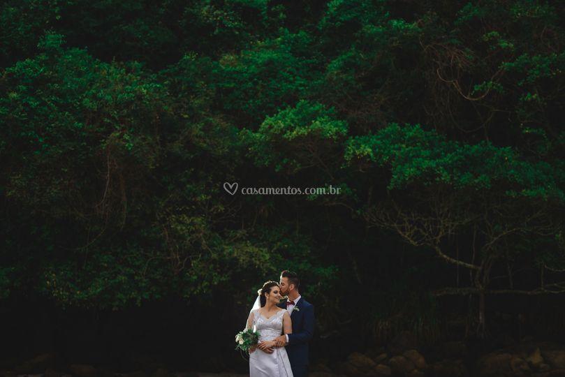Casamento Bombinhas, SC
