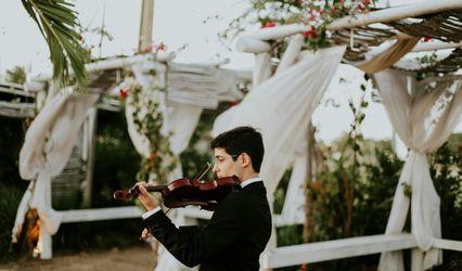 Marcos Leite Violinista