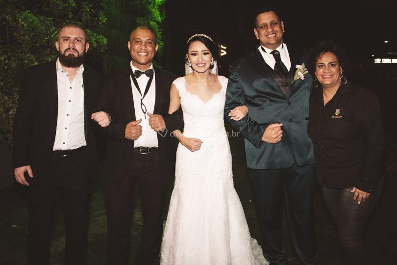 Casamento Renan e Vanessa