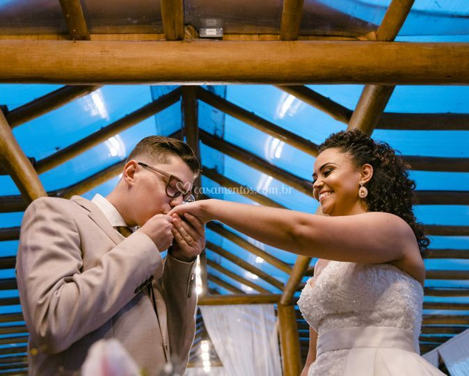 Casamento Isaias e Samantha