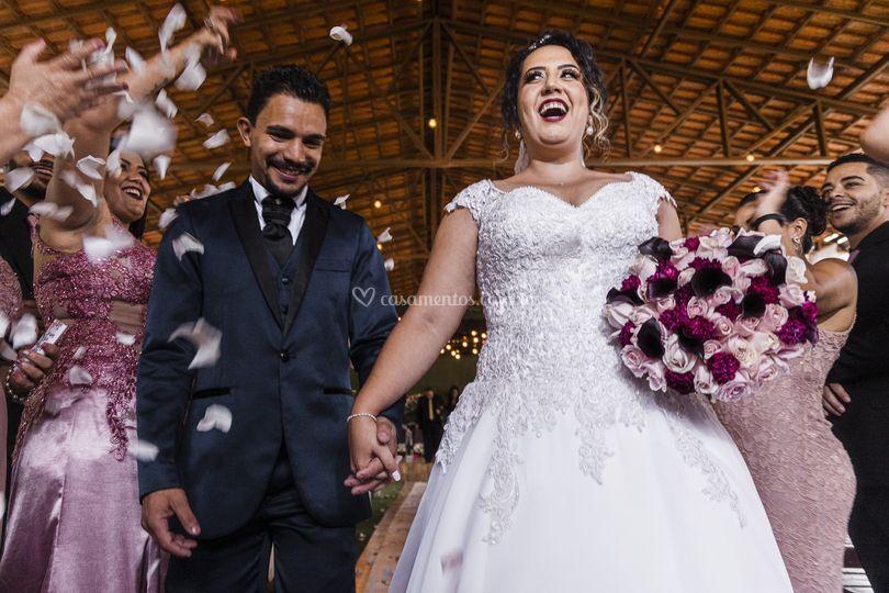 Casamento Luciano e Amanda