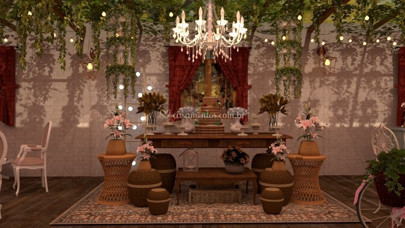 Sala de doces