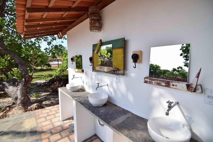 Banheiro commun