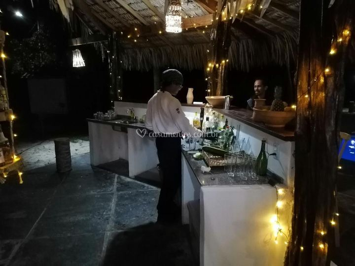 Bar a coqueteis