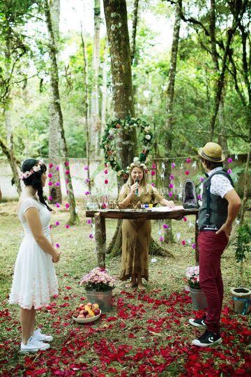 Natureza como altar!