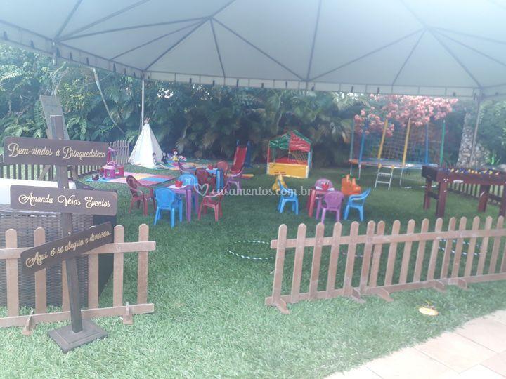 Brinquedoteca/Espaço Kids