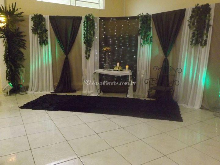 Salão de festas casamento