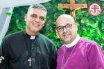 Rev. Edmar & d. Markos leal
