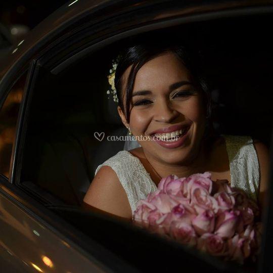 Noiva etnia, é noiva feliz!