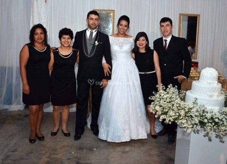 Casamento Natalia e Joctã