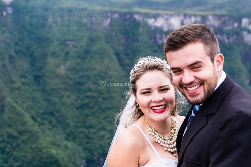 Pré-casamento Cambará