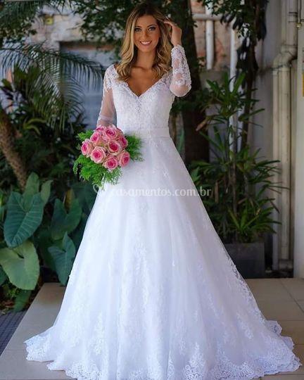 Noiva- Evasê