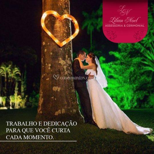 Casamento dos sonhos!
