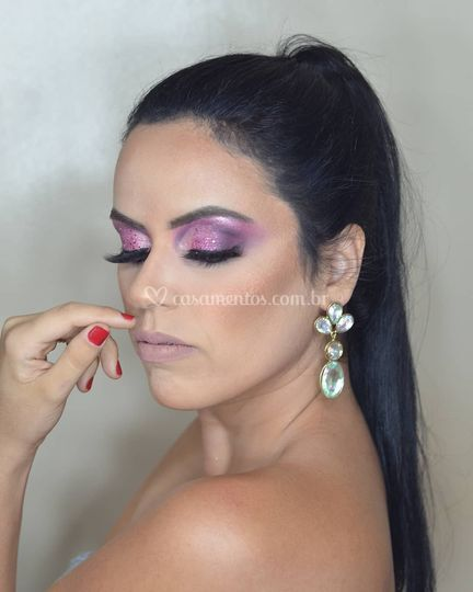 Katiane Bianca Makeup Hair